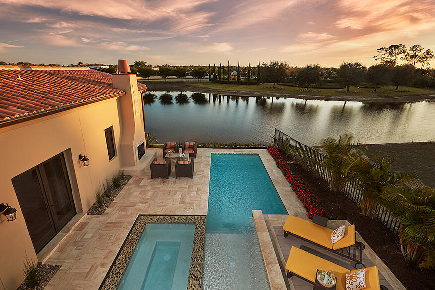 Capriano_MED_LUC7_Pool Sunset-4