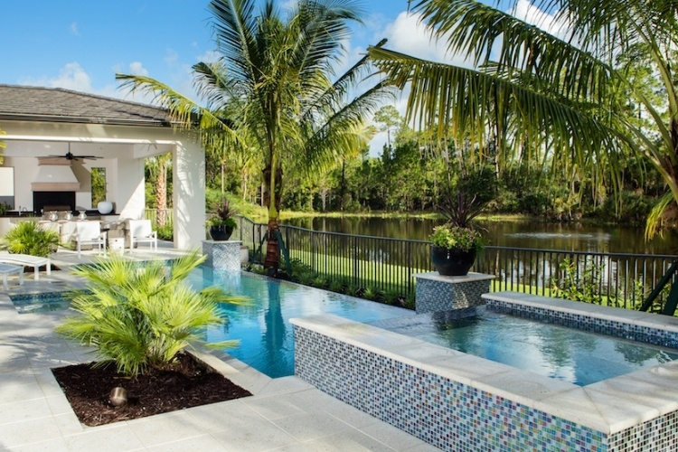 Enjoy The Beautiful Connection To Nature In One Of Our Luxury Model Homes  In Mediterra Naples