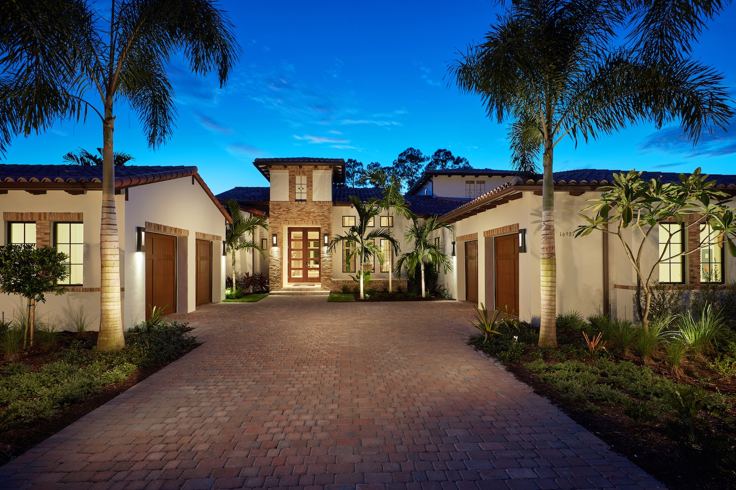 Mediterra Homes: The Catalina in Cortile