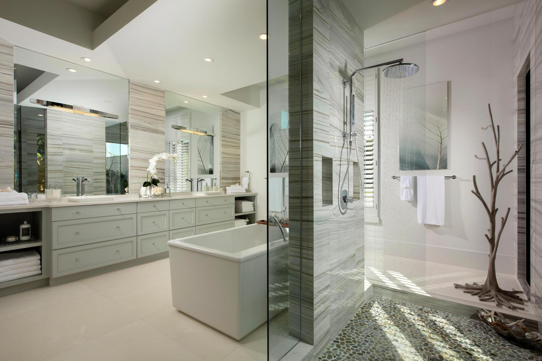 Rejuvenate Your Senses with Luxury Master Bathroom Designs