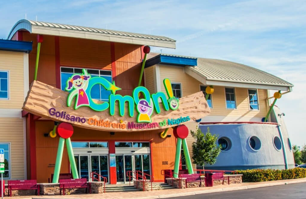 Golisano Children's Museum of Naples FL
