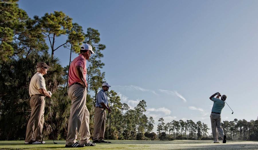 Mediterra Golf Course