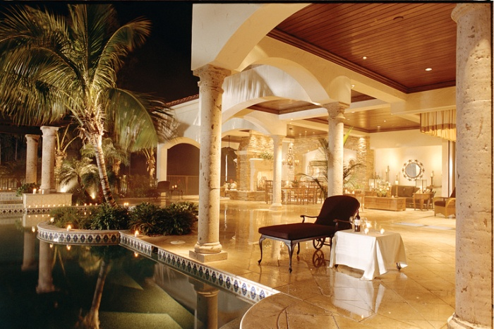 Luxury Golf Course Homes at Mediterra