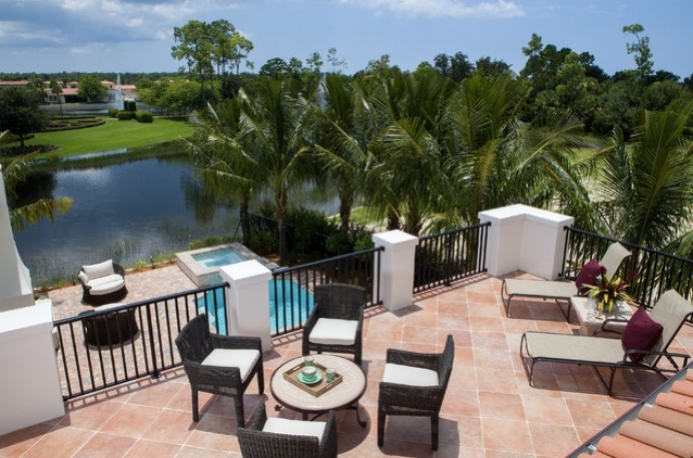 Naples FL luxury new homes by Naples home builder London Bay Homes