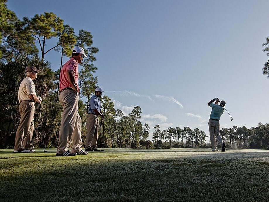 Mediterra Golf: A Great Way to Socialize