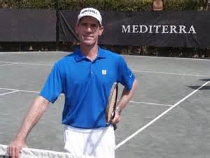 Michael Baldwin, Mediterra Naples' Director of Tennis