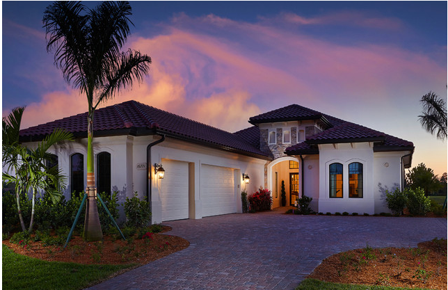 Naples FL homes for sale at Mediterra by London Bay Homes