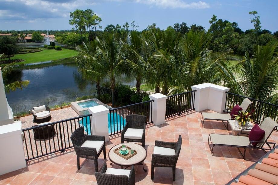 Enjoy beautiful Southwest Florida from your backyard.