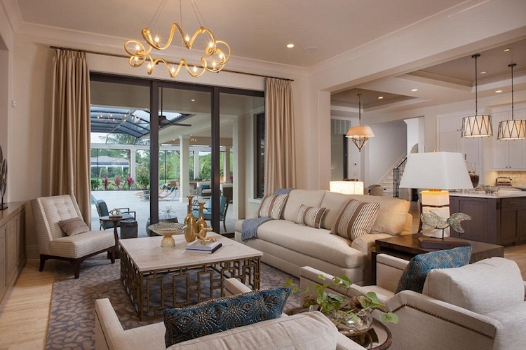 Enjoy Luxury Living Inside and Out With the Isabella Two Story