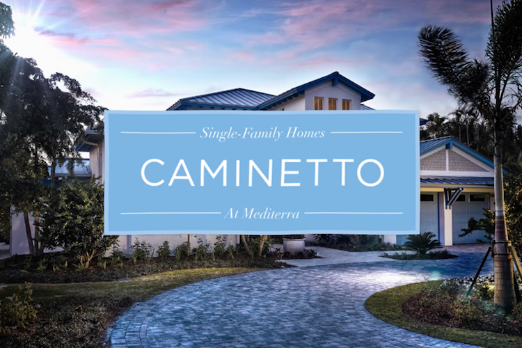 Mediterra Naples' Caminetto Neighborhood is London Bay Homes' Newest Enclave