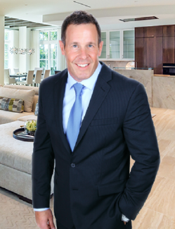 Toby Cloutier, Sales Executive for London Bay Homes, Realtor in Naples, FL