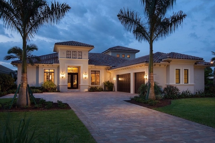 Mediterra Homes: The Isabella Two-Story in Serata