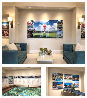 The Mediterra Sales Center gets new photography to better tell the Mediterra story.