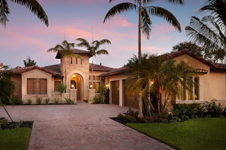 The Palmero luxury estate home features a traditional, classic design by Romanza Interior Design..jpg