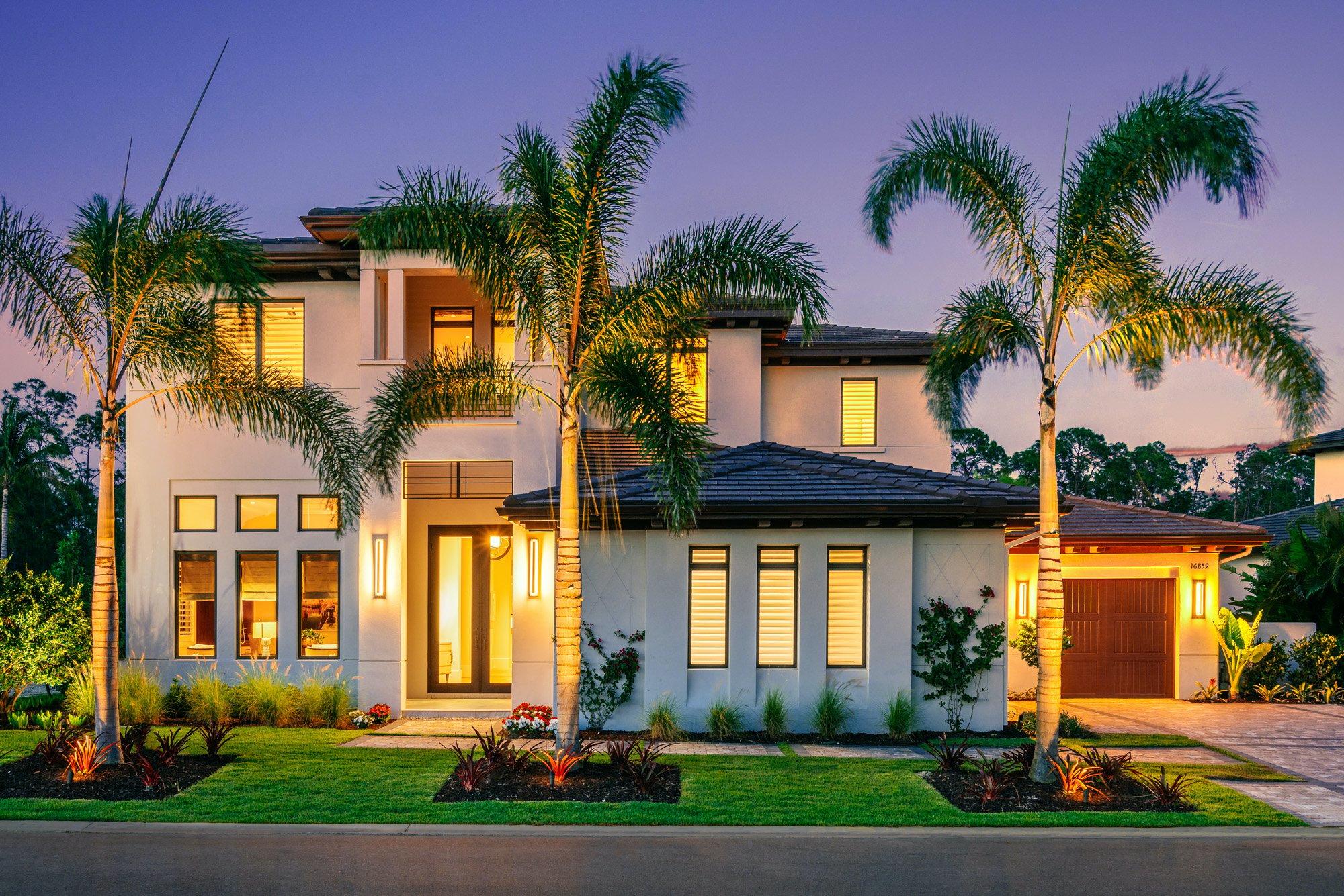 mediterra custom luxury home Naples, Florida