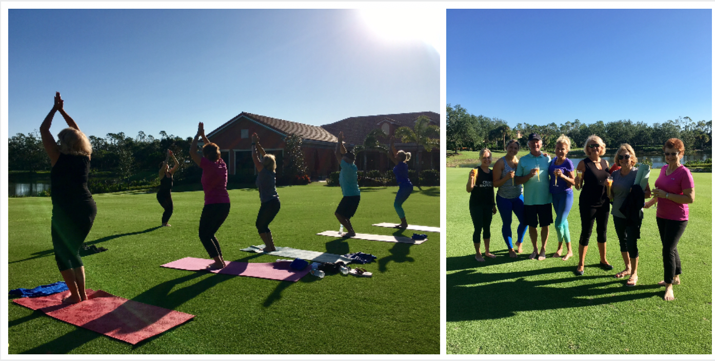 Yoga is one of the many fitness classes offered at the Club at Mediterra.png